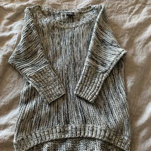 Express 3/4 Sleeve Sweater